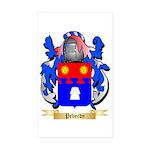 Peberdy Sticker (Rectangle 50 pk)