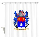 Peberdy Shower Curtain