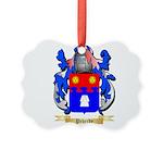 Peberdy Picture Ornament