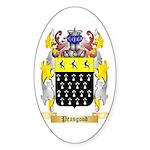 Peasgood Sticker (Oval)