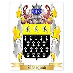 Peasgood Small Poster
