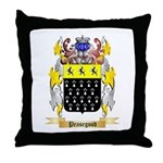 Peasegood Throw Pillow