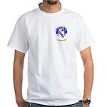 Peart White T-Shirt