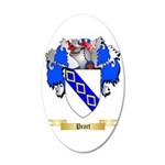 Peart 20x12 Oval Wall Decal