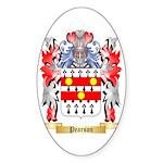 Pearson Sticker (Oval 50 pk)