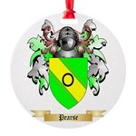 Pearse Round Ornament
