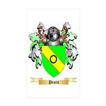 Pears Sticker (Rectangle 50 pk)