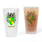 Pears Drinking Glass