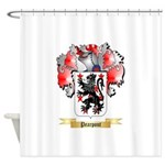 Pearpont Shower Curtain