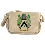 Pearls Messenger Bag
