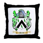 Pearls Throw Pillow