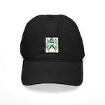 Pearle Black Cap