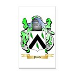 Pearle Rectangle Car Magnet
