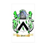 Pearl Sticker (Rectangle 10 pk)