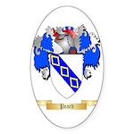 Peard Sticker (Oval 50 pk)