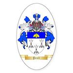 Peall Sticker (Oval)