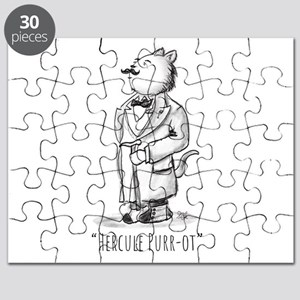 Hercule Purr-ot, Cat Detective Puzzle