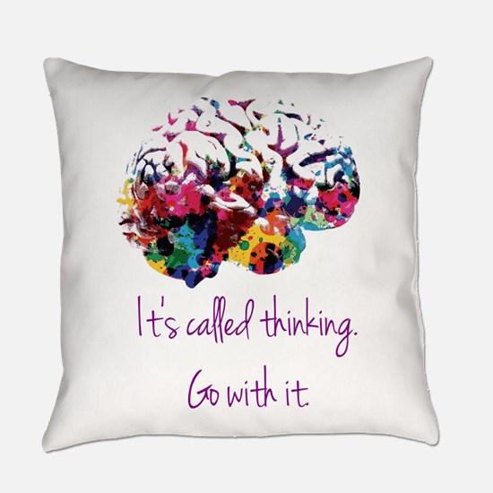 Cute Burke Everyday Pillow