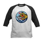 USS Turner (DDR 834) Kids Baseball Jersey