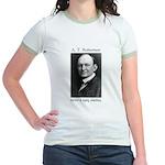 A. T. Robertson Is My Homeboy Jr. Ringer T-Shirt