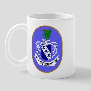 USS Belknap (DLG 26) Mug