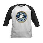 USS Bainbridge (DLGN 25) Kids Baseball Jersey