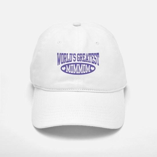 World's Greatest MomMom Baseball Baseball Cap