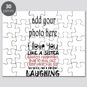 love you like a sister Puzzle