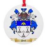 Peal Round Ornament