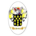 Peake Sticker (Oval)