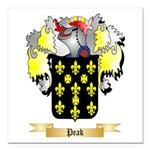 Peak Square Car Magnet 3