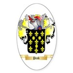 Peak Sticker (Oval 50 pk)