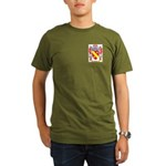 Peaddie Organic Men's T-Shirt (dark)