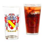 Peaddie Drinking Glass