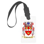 Peacocke Large Luggage Tag