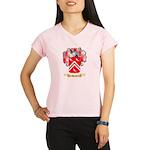 Peach Performance Dry T-Shirt