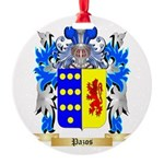 Pazos Round Ornament