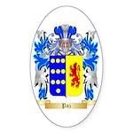 Paz Sticker (Oval 50 pk)
