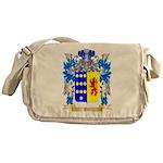 Paz Messenger Bag
