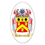 Paynter Sticker (Oval 50 pk)