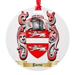 Payne Round Ornament