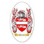 Payne Sticker (Oval 50 pk)