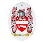 Payne Oval Ornament
