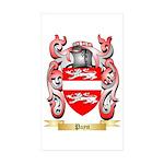 Payn Sticker (Rectangle 50 pk)