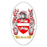 Payn Sticker (Oval)