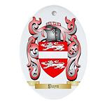 Payn Oval Ornament