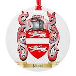 Payan Round Ornament