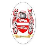 Payan Sticker (Oval 50 pk)
