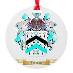 Paxton Round Ornament