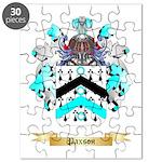 Paxson Puzzle